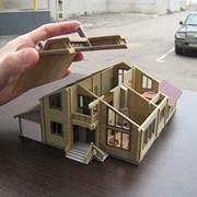 Макеты архитектурные фото