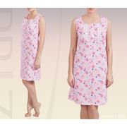 Женская одежда для дома(сорочка без рукавов) фото