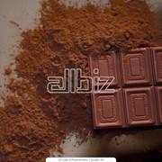 Hатуральный какао-порошок для пищевой промышленности. фото