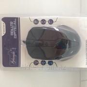 Проводная оптическая мышь, 1600012 фото