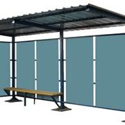 Изделия архитектурно-строительные, Автобусная остановка