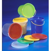 Пластиковые ведра для пищевых продуктов круглые фото