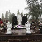 Изготовление статуи Богородицы в Киеве фото