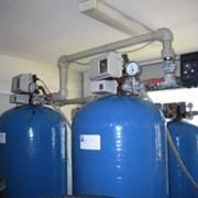 Системы умягчения воды и удаления растворенного железа RFS непрерывного действия фото