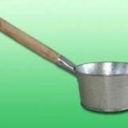 Ковш банный 1.5л декоративный фото