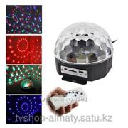 Диско шар светодиодный led magic ball фото