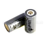 UltraFire 16340, 880mAh, 3.7V фото