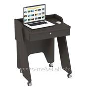 "Стол для ноутбука, Васко ""Нотик"" (Арт. КС 20-13) Венге фото"
