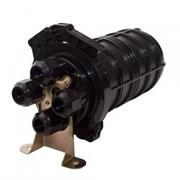 Муфта оптическая HTSC-302 (48F) GJS8004, оборудование кроссовое фото