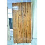 Двери деревянные авторские под старину в Славянске