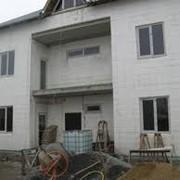 Строительство домов из термоблоков фото