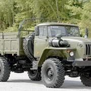 Автомобиль грузовой Урал-43206-41 фото