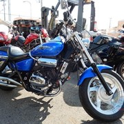 Мотоцикл чоппер No. B3596 Honda MAGNA 250 V-TWIN фото