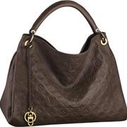Кожаные сумки, Кожаная сумка Louis Vuitton фото