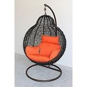 Кресло подвесное плетеное Fresco фото