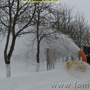 Снегоочиститель роторный