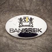 Корпоративный значок Bank RBK фото