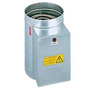 Монаж систем вентиляции и отопления. фото
