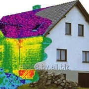 Тепловизионное обследование частных домов фото