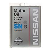 Масло Nissan 5w40 SN / Ниссан фото