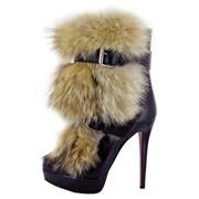 Обувь зимняя фото