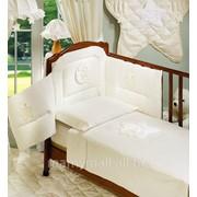 Комплект белья Petite Etoile 70х140 см бежевый от Italbaby фото
