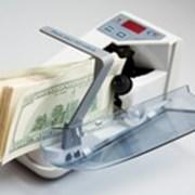 Портативный счетчик банкнот  фото