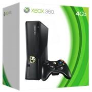 Игровая приставка Microsoft Xbox 360 slim 4gb (LT+3.0) + кабель HDMI фото