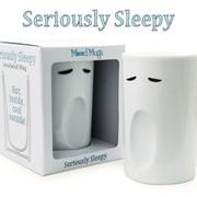 Кружка С Двойными Стенками Mood Сонный фото