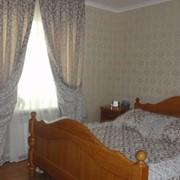 Пошив штор для спальни под заказ Киев и область фото