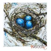 "Картина ""Гнездо птицы феникс"" фото"