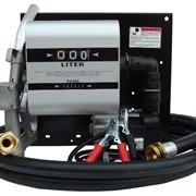 Узел для заправки дизельным топливом со счетчикомWALL TECH 40 - 220В, 40 л/мин. фото