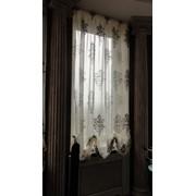 Пошив штор в гостинную под заказ, Киев фото