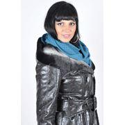 Дубленки женские Eectra style исскуственные плащи пальто оптом