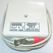 Терморегулятор ТР-1 6А, t-50°C+125°C.1-кан. NC+NO фото