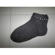 Носки вязаные женские фото