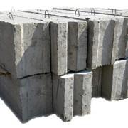 Фундаментные блоки ФБС 12.5.3т фото