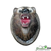 Панно Голова Медведя фото