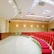 Проведение конференций и форумов фото