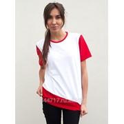 Футболка t-shirt incut color (tic) фото