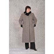 Зимнее пальто «РИТА» фото