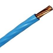 Провод с пластмассовой изоляцией для электрических установок ПВ1 фото