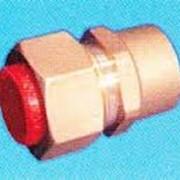 """Муфта """"труба-внутренняя резьба (мама) для газа, GBIC15 фото"""
