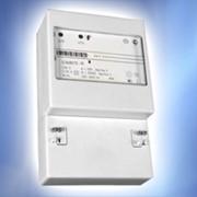 Электронный однофазный однотарифный счетчик электрической энергии ЦЭ 6807Е-1П фото