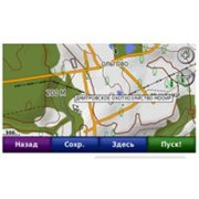 GPS векторные карты навигации: Карты Дороги России для Garmin. РФ. ТОПО. Версия 6.08 фото