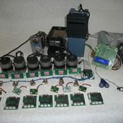 Комплект электронных блоков для вендинговых (торговых) автоматов № 1 (вендинговый автомат по продаже нескольких товаров, упакованных в коробочки, и размещенных в вертикальных колонках) фото