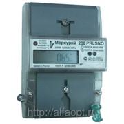 Меркурий 206 PRNО Счетчик электроэнергии однофазный многотарифный фото