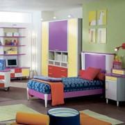 Мебель для детских комнат, Детский гарнитур фото
