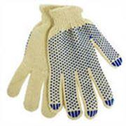 Хлопчатобумажные перчатки фото