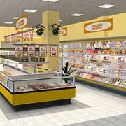 Проектирование супермаркетов фото
